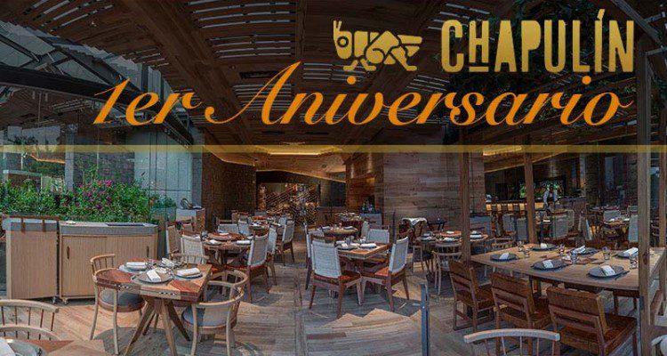 restaurante chapulin primer aniversario polanco restaurantes en mexico