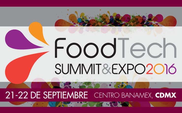 Portada Food Technology Summit and Expo 2016
