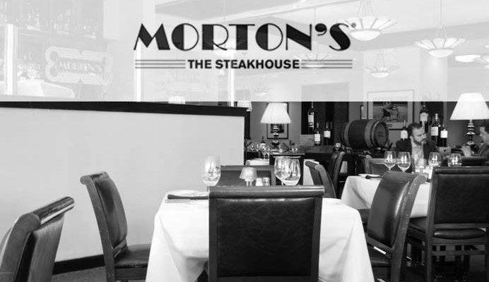 Morton's Steak House Morton's