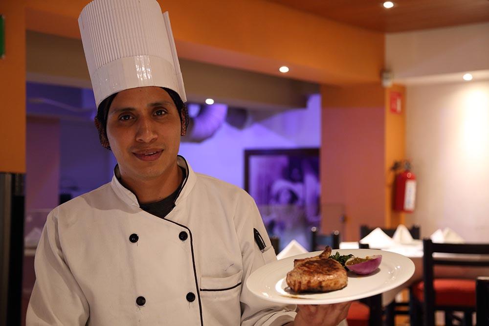 Chef Adán