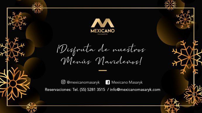 Navidad en Mexicano Masaryk